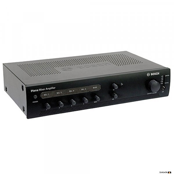 Bosch PLE 1MA120 120W Mixer Amp