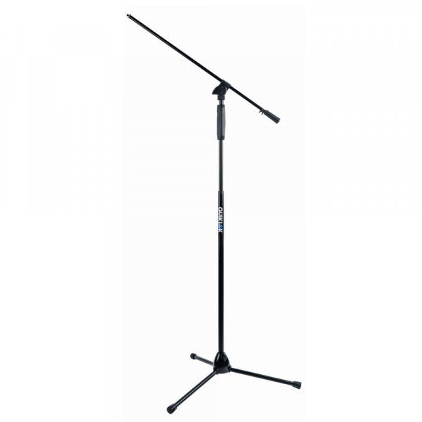 Quiklok A989 Microphone Stand with telescopic boom arm