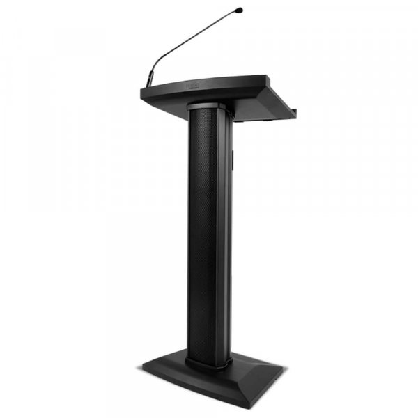 Denon Lectern Active lectern with gooseneck microphone and built-in speaker system