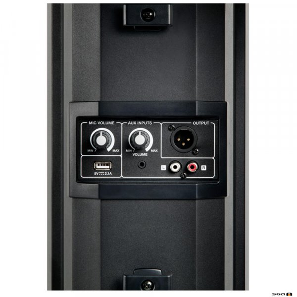 Denon Lectern Active lectern control panel