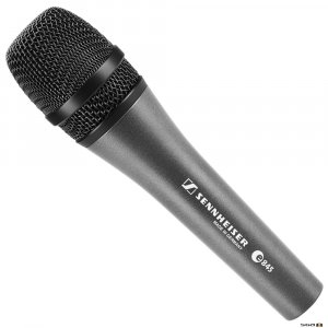 Sennheiser e845 Dynamic super-cardioid vocal mic