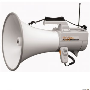 er2930w, toa er2930w, toa megaphone