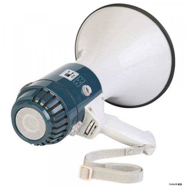 Aust Monitor LH25P, australian monitor megaphone with tones
