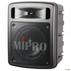 Mipro MA303SB-5 PA and MA303DB-5 PA front