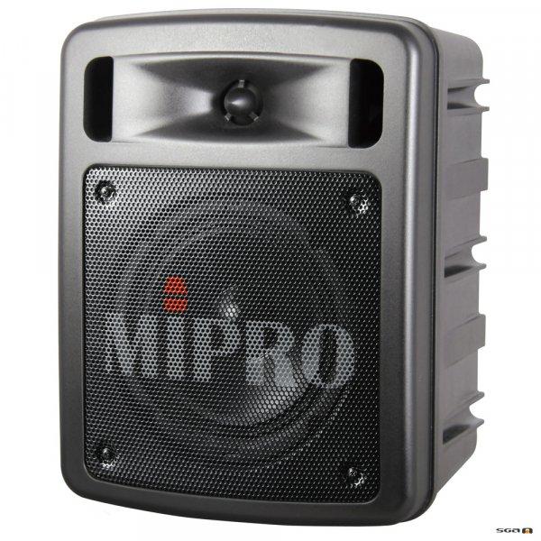 Mipro MA303SB-5 PA and MA303DB-5 PA front