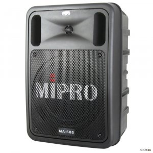 Mipro MA505 Portable PA front