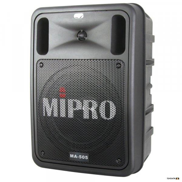 Mipro MA505 Portable PA front