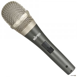 Mipro MM39 corded microphone
