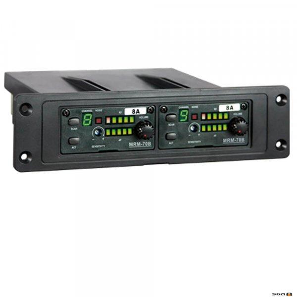 Mipro MRM72B 5 Dual Wireless Receiver module