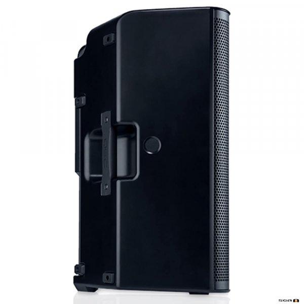 "QSC K8.2 Powered Speaker 8"" 2-Way (2000W) Handle View"