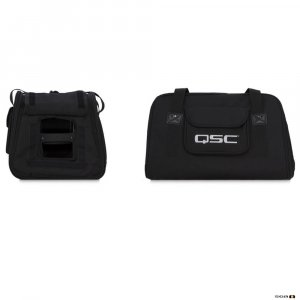 QSC K8.2 Nylon/Cordura padded transit bag to suit K8 series.