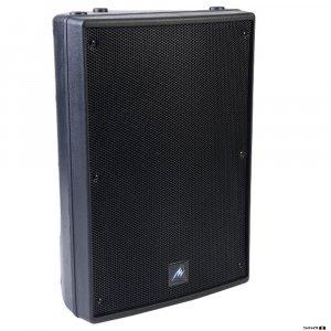 "Australian Monitor XRS10P Self Powered 10"" & 1"", 100W+50W amp system, mic & line inputs. Price each."
