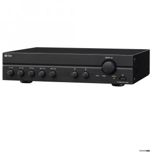 TOA A2060D Mixer Amplifier - Class D, 60 Watt