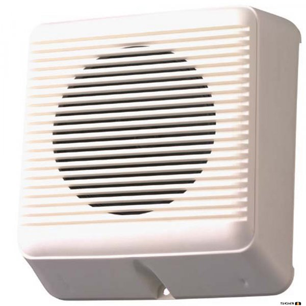 """TOA BS633A 6W 5"""" Single Cone Box Speaker, 100V line. Ideal for Wall Mounting."""
