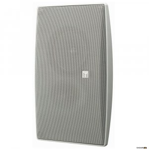 "TOA BS634T 6W 5"" Single Cone Box Speaker with Attenuator, 100V line"