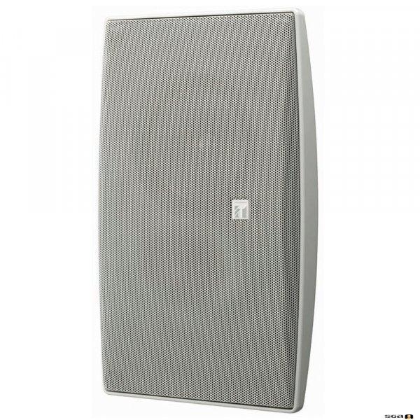 """TOA BS634T 6W 5"""" Single Cone Box Speaker with Attenuator, 100V line"""