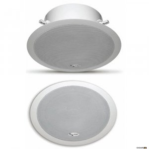 "FBT CSL840TIC Ceiling Speaker 8"" with backcan"