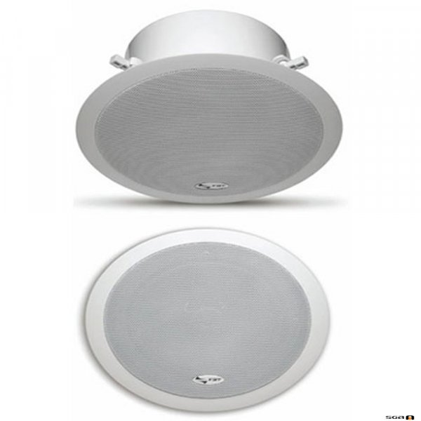"""FBT CSL840TIC Ceiling Speaker 8"""" with backcan"""