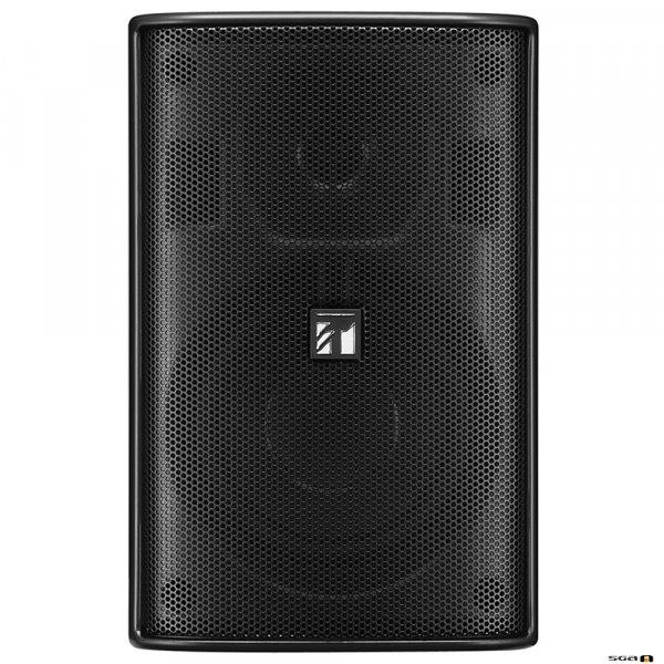 TOA F1000BT 15W (30W into 8 Ohm) Blk Spkr, 2-way Bass Reflex, 100V line or 8 Ohm. 85Hz-20kHz, 87dB