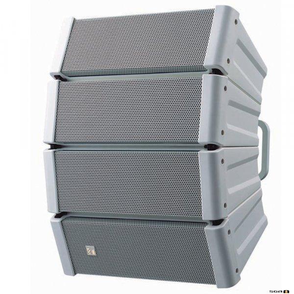TOA HX5WWP 600W Variable Dispersion Spkr, IPX4, Sealed, 8 Ohm, 70Hz-20kHz, 96-99dB