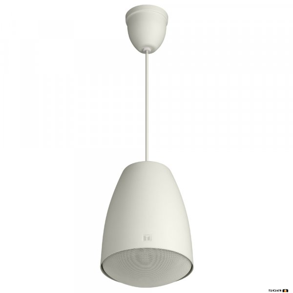 "TOA PE304 30W 5"" 2-way Pendant Speaker 100V line or 8 Ohm selectable"