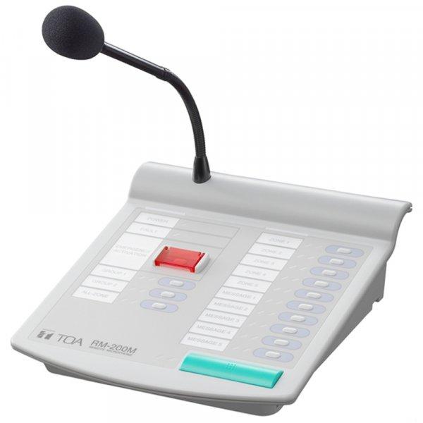 TOA RM200M Connects to the VM-3240VA, VM-3360VA, VM-2120 and VM-2240.