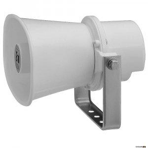 TOA SC615M 15W Paging Horn Speaker (IP65), 280Hz-12.5kHz, 112db SPL @ 1W/1m, 100V