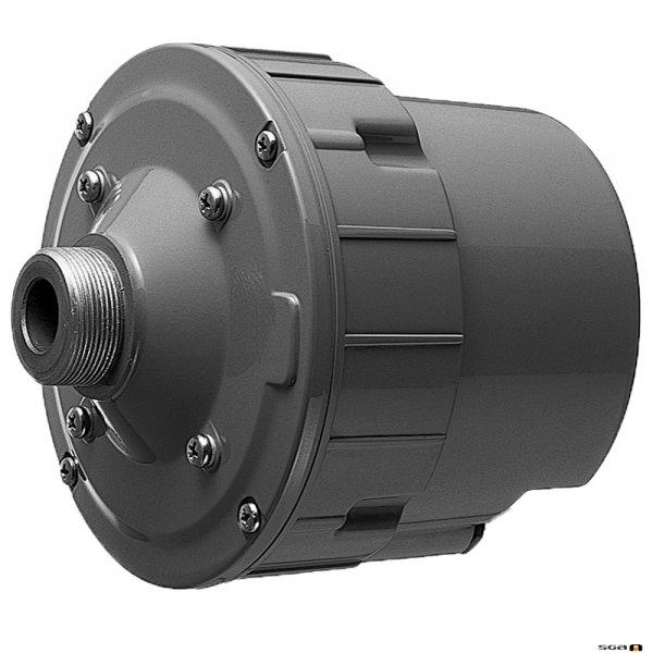 TOA TU651M 50 Watt Driver Unit, 100V Line, 110dB, 150Hz - 6kHz for TH650 or TH660