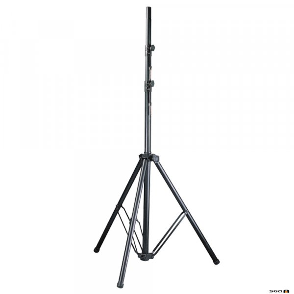 Australian Monitor ATC304 Speaker Stand. Heavy duty, 125-300cm. Up to 100kg. Suits 35mm adapter. Up to 100Kg