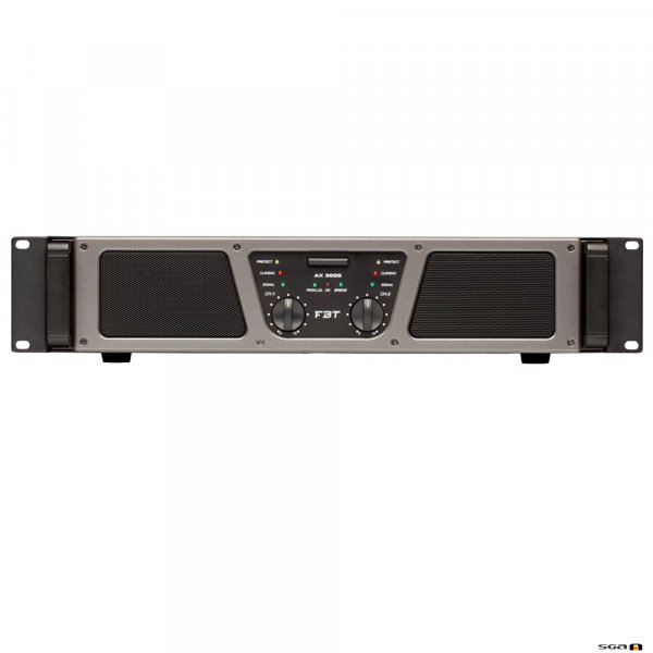FBT AX2000 2 Channel Power Amp