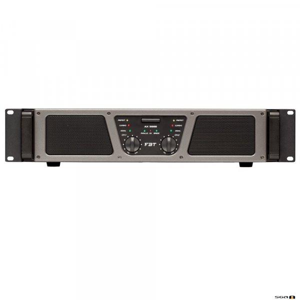 FBT AX3000 2 Channel Power Amplifier