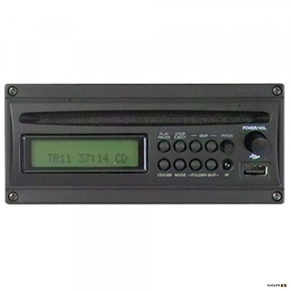 Parallel Audio HX-CDUSB CD player with USB port