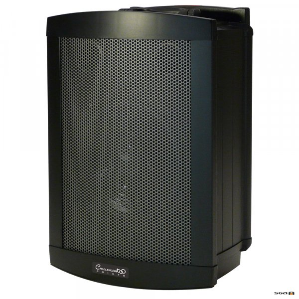 chiayo challenger Portable pa system with front view