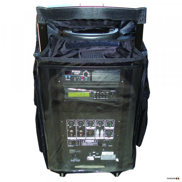 Parallel Audio HX-1510x DC Dust cover to suit all Helix 1510x series