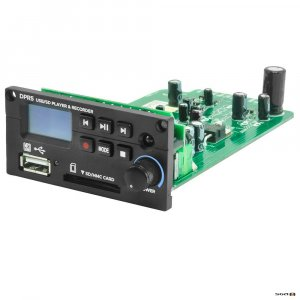 Parallel Audio PA-DPR5 USB/SD Player & Recorder Module