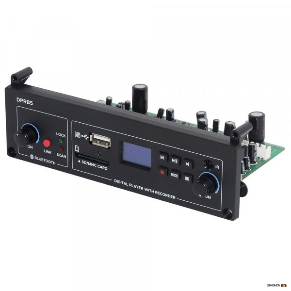 Parallel Audio HX-DPRB5 Digital Recorder/player with Bluetooth module