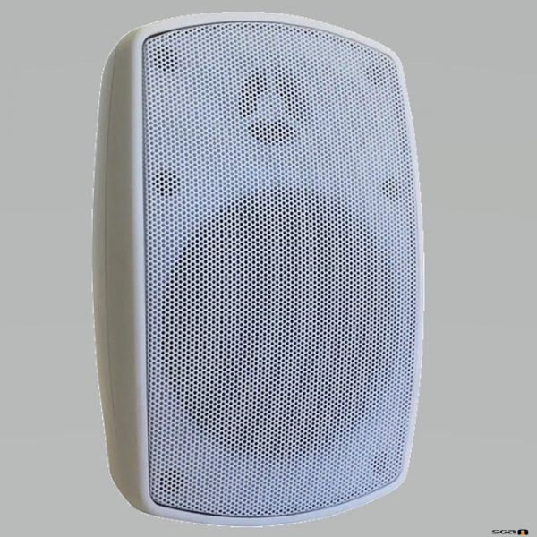 Australian Monitor FLEX30W 30W Wall Mount Speaker. IP65 Rated White, Sold in Pairs