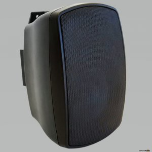 Australian Monitor FLEX50B 50W Wall Mount Speaker. IP65 Rated? Black, Sold in Pairs