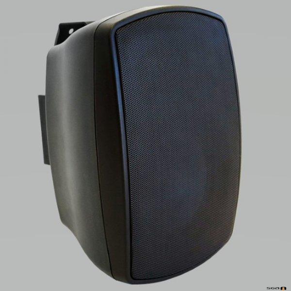 Australian Monitor FLEX50B 50W Wall Mount Speaker. IP65 Rated? Black, Sold in Pairs