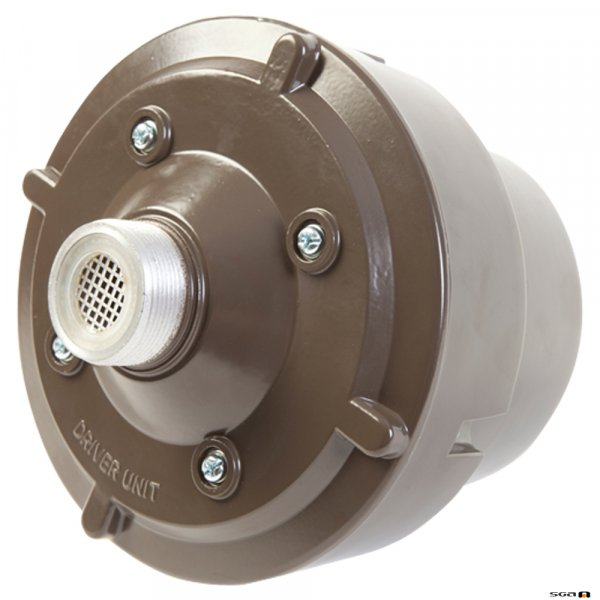 Australian Monitor HDT35 Horn Driver 35W, IP66 Rated Constant voltage 35 watt high output horn driver.