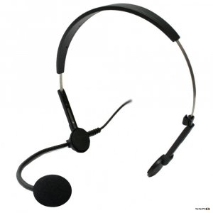 Parallel Audio HM-72 Budget headworn mic for Parallel Audio bodypack transmitters
