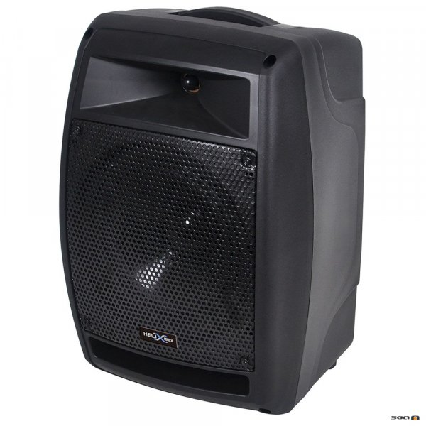 Parallel Helix 158 Portable PA System front view