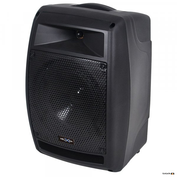 Parallel Helix 208 PA System front view