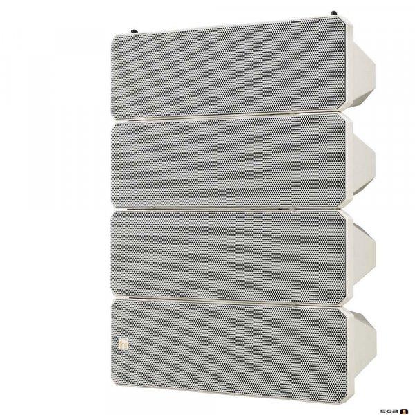 TOA HX7W 750W Variable Dispersion Spkr, Bass Reflex, 8 Ohm 75Hz-20kHz, 100dB