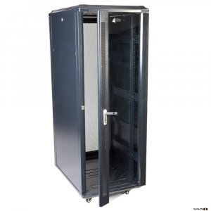 Australian Monitor INT32 32U Integrator Rack Floor Mounted. Installation Equipment Rack 32RU Floor Standing 800mm deep