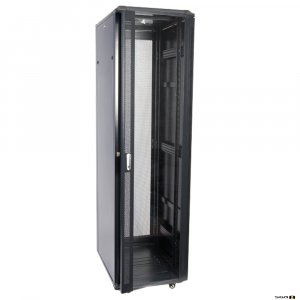 Australian Monitor INT45 45RU Integrator Rack Floor Mounted. Installation Equipment Rack 45RU Floor Standing 800mm deep