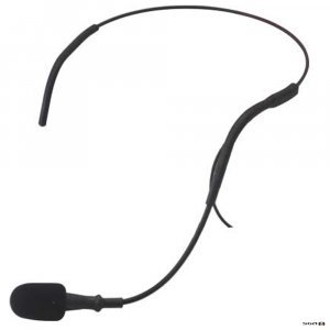 Chiayo MC77P head microphone to suit Chiayo iTalk personal PA.