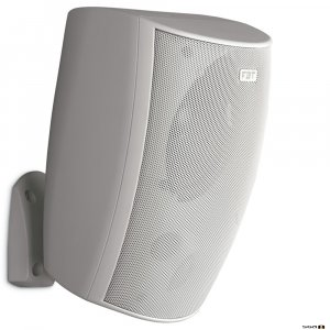 "FBT Project 550WHT Speaker 5"" woofer, 0.75"" tweeter two-way ABS loudspeaker. White"