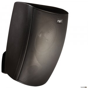 "FBT Project 660BT Speaker 6.5"" woofer, 1"" tweeter two-way ABS loudspeaker black"