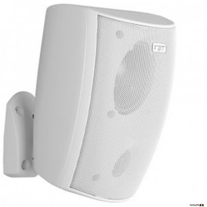 "FBT Project 660WHT Speaker 6.5"" woofer, 1"" tweeter two-way ABS loudspeaker WHITE"